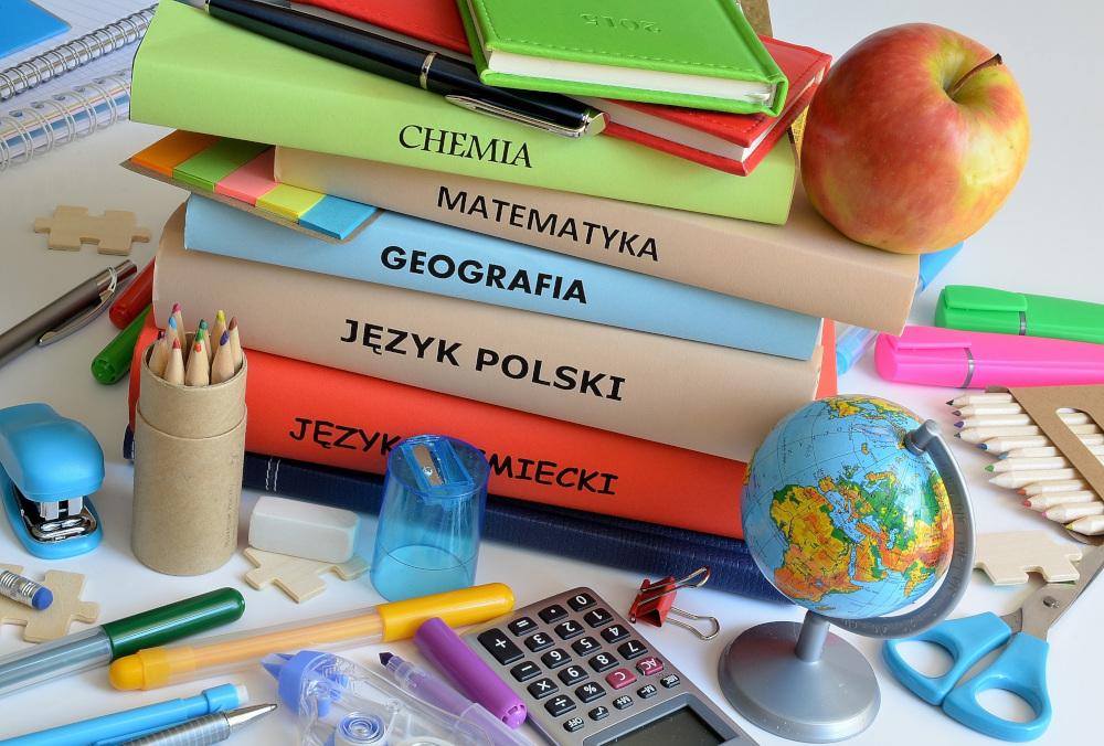 wyprawka szkolna dla dziecka